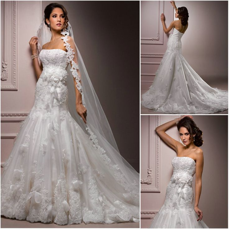 Sexy wedding dress google search my dream day pinterest for Hot dresses for weddings