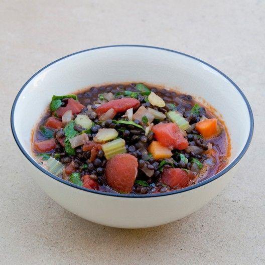 BelugaLentilSoup2 | Recipes | Pinterest