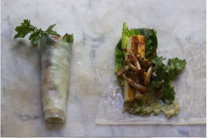 Wintery Spring Rolls - 101 Cookbooks | Clean eating | Pinterest