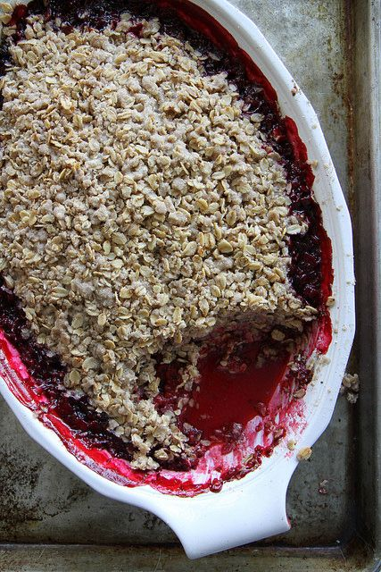 Raspberry Crisp, gluten free vegan and cane sugar free by Heather ...