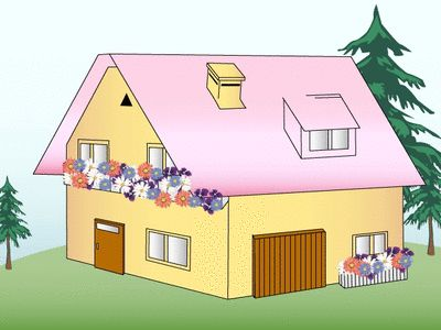 La maison de mes r ves illustration 1 french songs and videos p - La maison des doudous ...