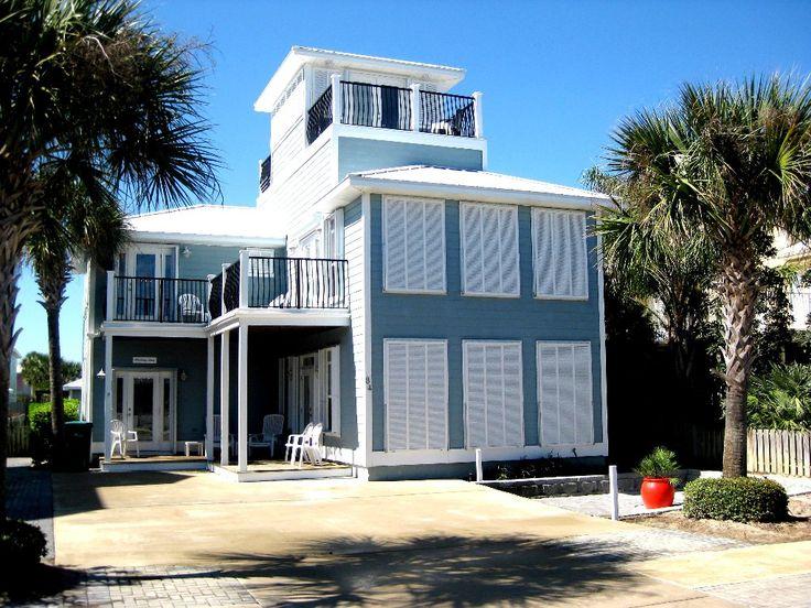 Beach House Rentals Crystal Beach Florida