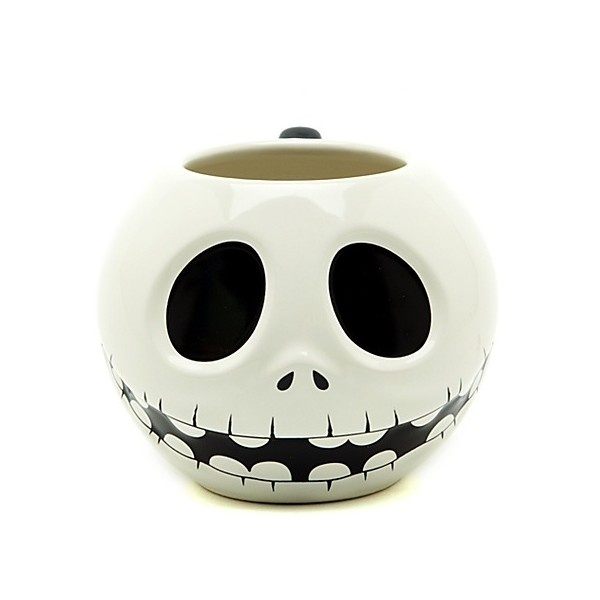 Nightmare Before Christmas Jack Face Mug | Nightmare Before Christmas ...