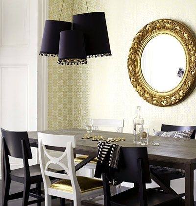 interesting diy light fixture w/out the beads