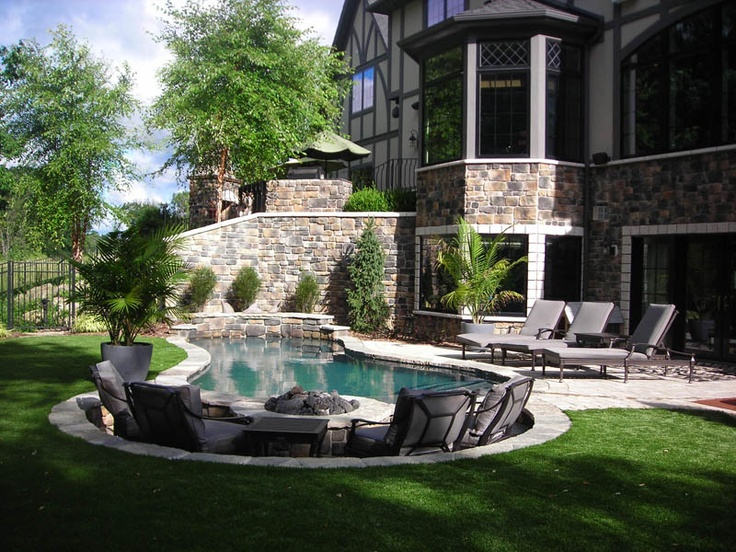 Pools And Landscaping Ideas Michigan Lottery | Lanscape Information