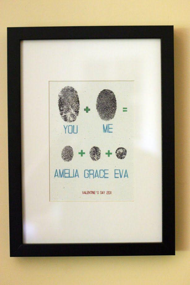 Family Finger Prints!