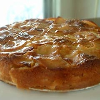 Buttery Apple Torte | Baking and Sweets | Pinterest