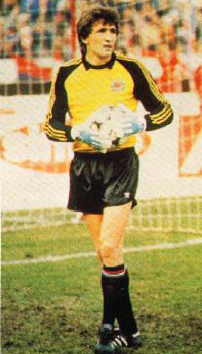#285-YUGOSLAVIA-DRAGAN PANTELIC FKS WORLD CUP SPECIAL-SPAIN 82
