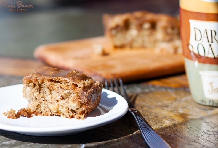 Fresh Apple Cake w/ Brown Sugar Glaze | Yummy! | Pinterest