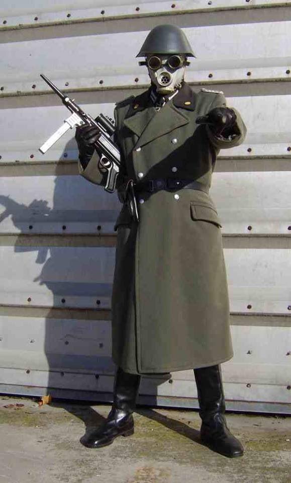 Dieselpunk Soldier Dieselpunk - Soldier |...