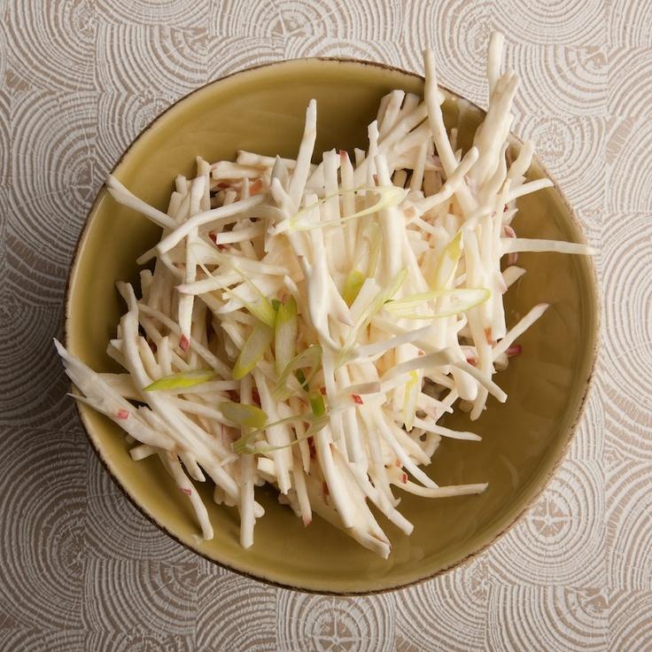 Celery Root Remoulade (Céleri Rémoulade) Recipe — Dishmaps