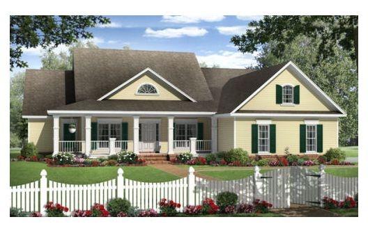 Cape Cod House Plans With Front Porch Dormer