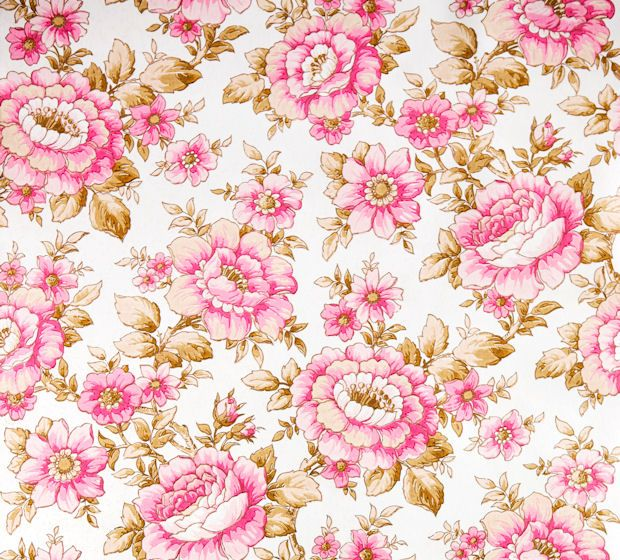 """Retrovilla """"Lovely Pink Roses"""" 