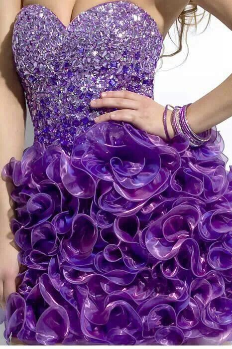 Purple | Beautiful things come in Purple! | Pinterest
