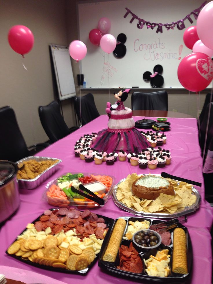 work minnie mouse baby shower minnie mouse baby shower pinterest