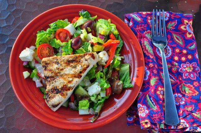 Dads Greek Salad