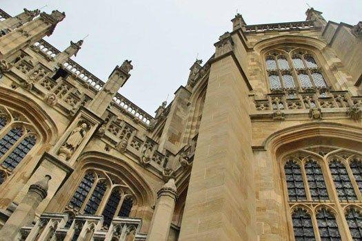 St George's Chapel, Windsor Castle. Photo by Kara Segedin