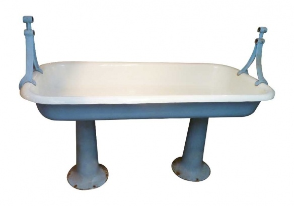 Vintage Trough Sink : Vintage trough sink midnight train to georgia Pinterest