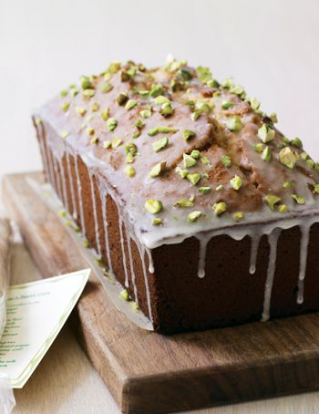 Pistachio Lover's Pound Cake - Hudson Valley Magazine - Photograph by ...