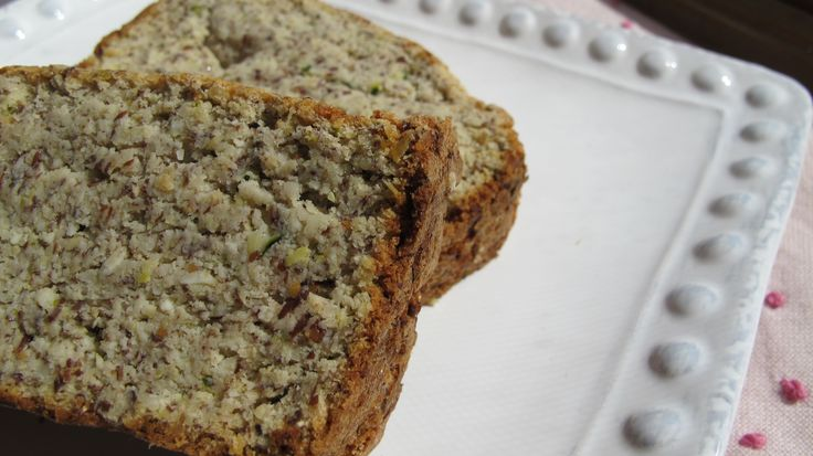 Zucchini Bread for the Candida Diet: completely sugar-free and grain ...