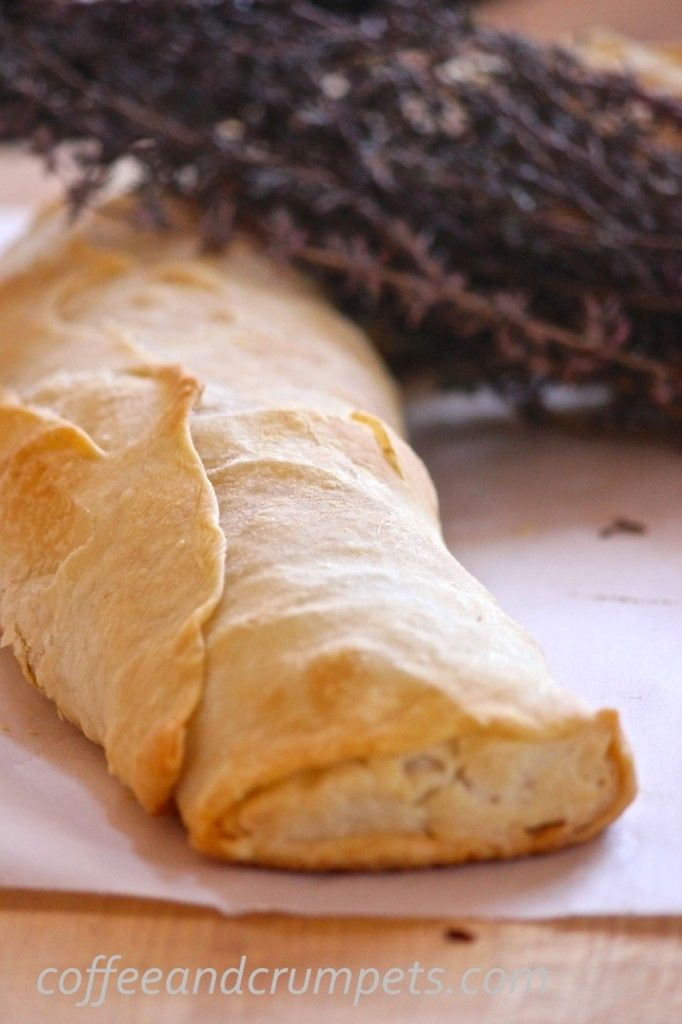 Mushroom Strudel | Sandwiches/Pizza/Tacos | Pinterest