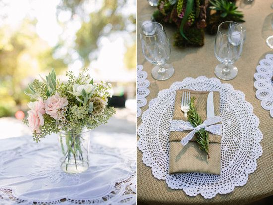 DIY Place Settings For Every Wedding Style