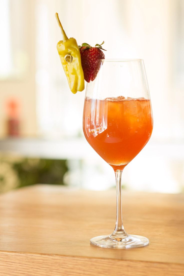 For his last Bloody Mary, Chef Garces takes us to Tuscany. Balsamic ...