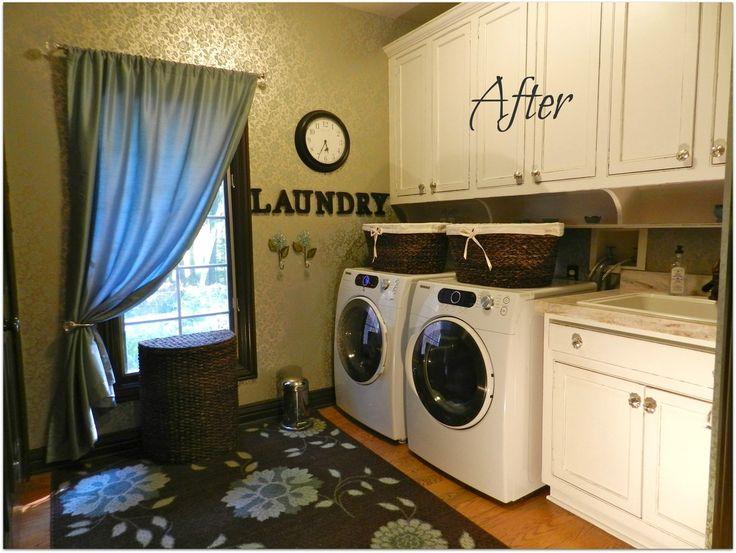 cute laundry room deco pinterest