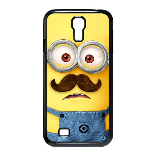 Minions with Mustache
