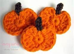 Bat and Pumpkin - Donna's Crochet Designs