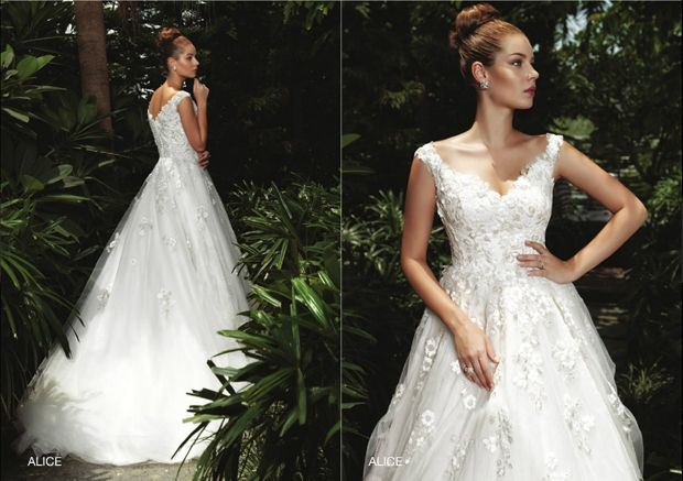 high volume glamour with intuzuri wedding dresses