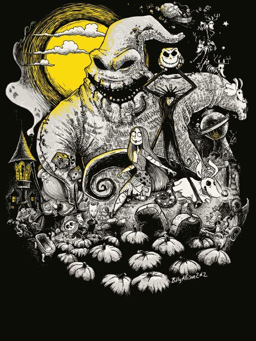Nightmare Before Christmas | Disney | Pinterest