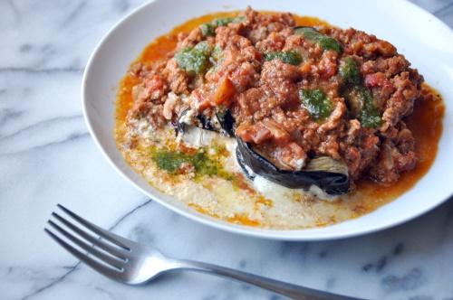Eggplant Cannelloni | yuuummmm | Pinterest