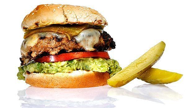 Battle of the burgers (LA Times) Southwest Turkey Burger