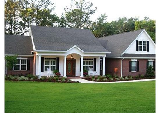 Ranch House Plans Accessible Ranch Styles