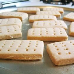 Scottish Shortbread IV Recipe — Dishmaps