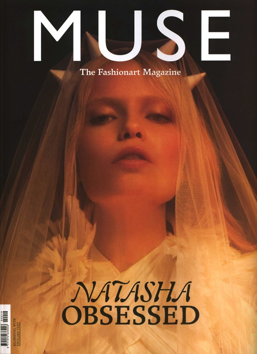 Natasha Poly by Solve Sundsbo for Muse