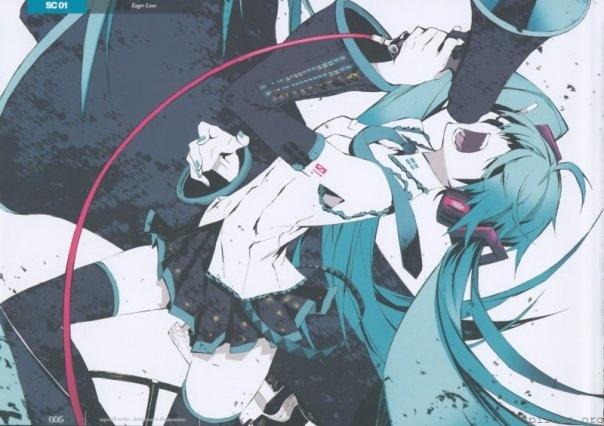 Hatsune Miku  VocaloidHot Hatsune Miku