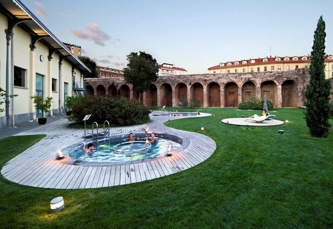 Terme di porta romana milano lovely places spaces - Terme porta romana listino prezzi ...