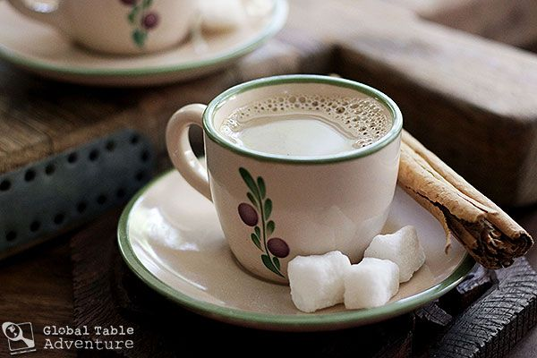 Pakistani Coffee with Cinnamon & Cardamom | Recipe