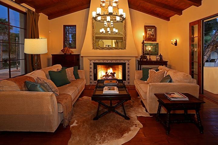 cozy hacienda living room my hacienda pinterest