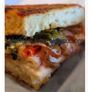 Panera's Turkey Artichoke Panini Recipes — Dishmaps