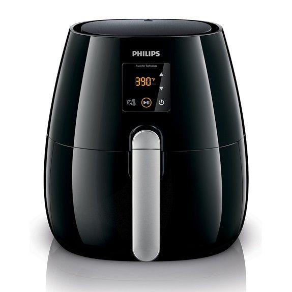 Philips viva digital air fryer black