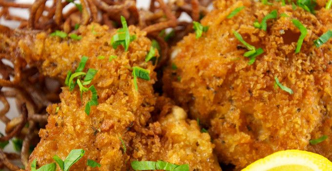 Oven Fried Chicken | Healthy Recipes | Pinterest