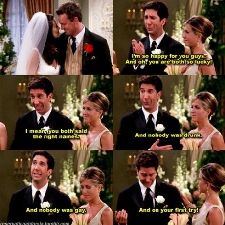Of course I'm going to pin this... I LOVE LOVE Friends!