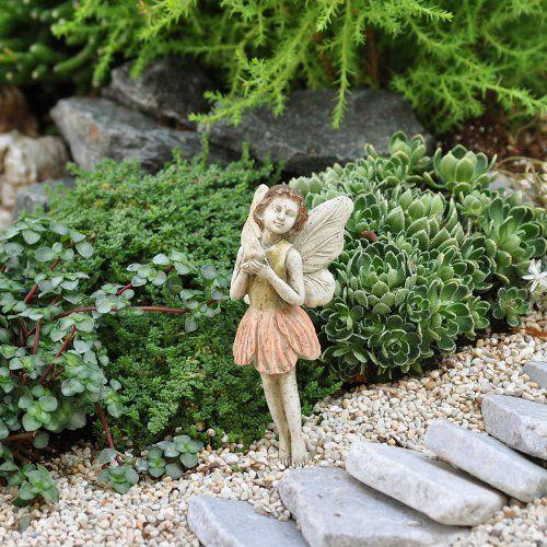 Miniature Fairy Garden Fairy Annie Dollhouse Accessories