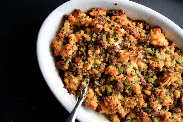 ... sausage and sage sourdough stuffing cornbread and sausage stuffing