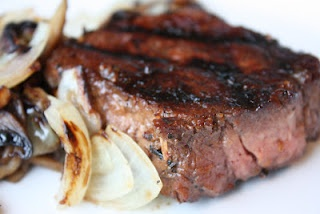 Stampede Steak - My tribute to the Calgary Stampede and the Wild West!
