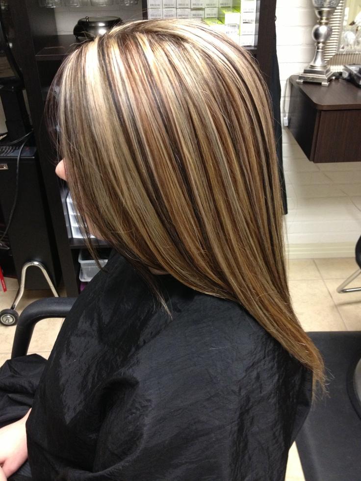 High n low lights   Hair & Beauty*   Pinterest