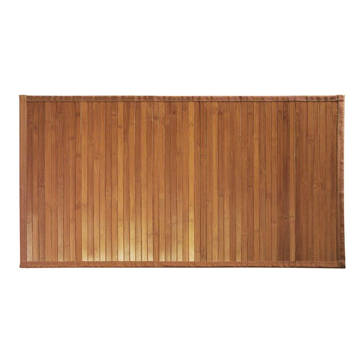 Bamboo Bath Mat